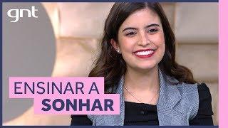 Tabata Amaral explica os desafios da educação no Brasil | Mini Saia | Saia Justa