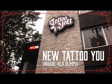 NEW TATTOO YOU - UNIDADE VILA OLÍMPIA - SP