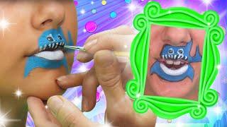 Baby Shark Face Paint | FunPop!