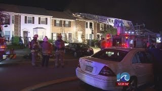 Lauren Compton reports on baby killed in VB fire