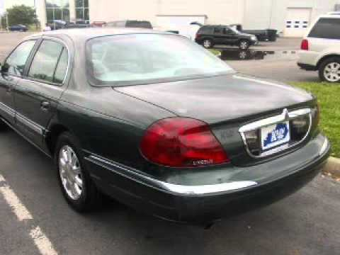 1999 Lincoln Continental - Versailles KY