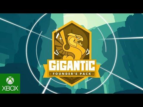 На Xbox One стала доступна открытая бета-версия игры Gigantic