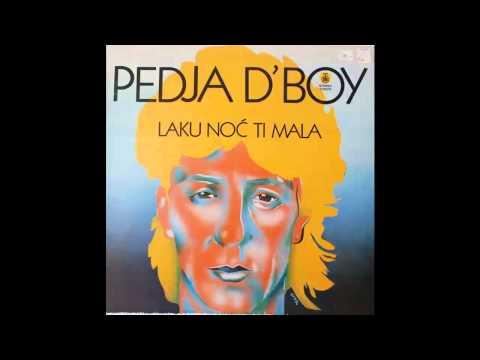 Pedja D Boy - Tatjana - (Audio 1986) HD