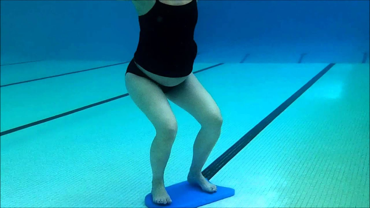 swimming exercises during pregnancy