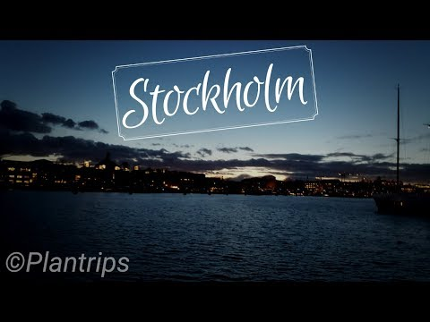 Places to Visit in Stockholm!