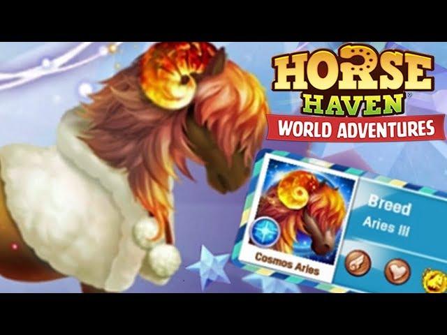NEW Aries III Horse!!! | Horse Haven World Adventures
