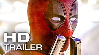 Deadpool ALL Trailer & Clips (2016)