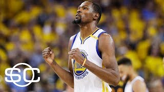 Kevin Durant's New Contract Gives Warriors Flexibility | SportsCenter | ESPN