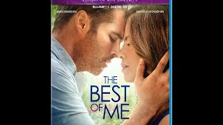 Previews From The Best Of Me 2014 Blu-Ray