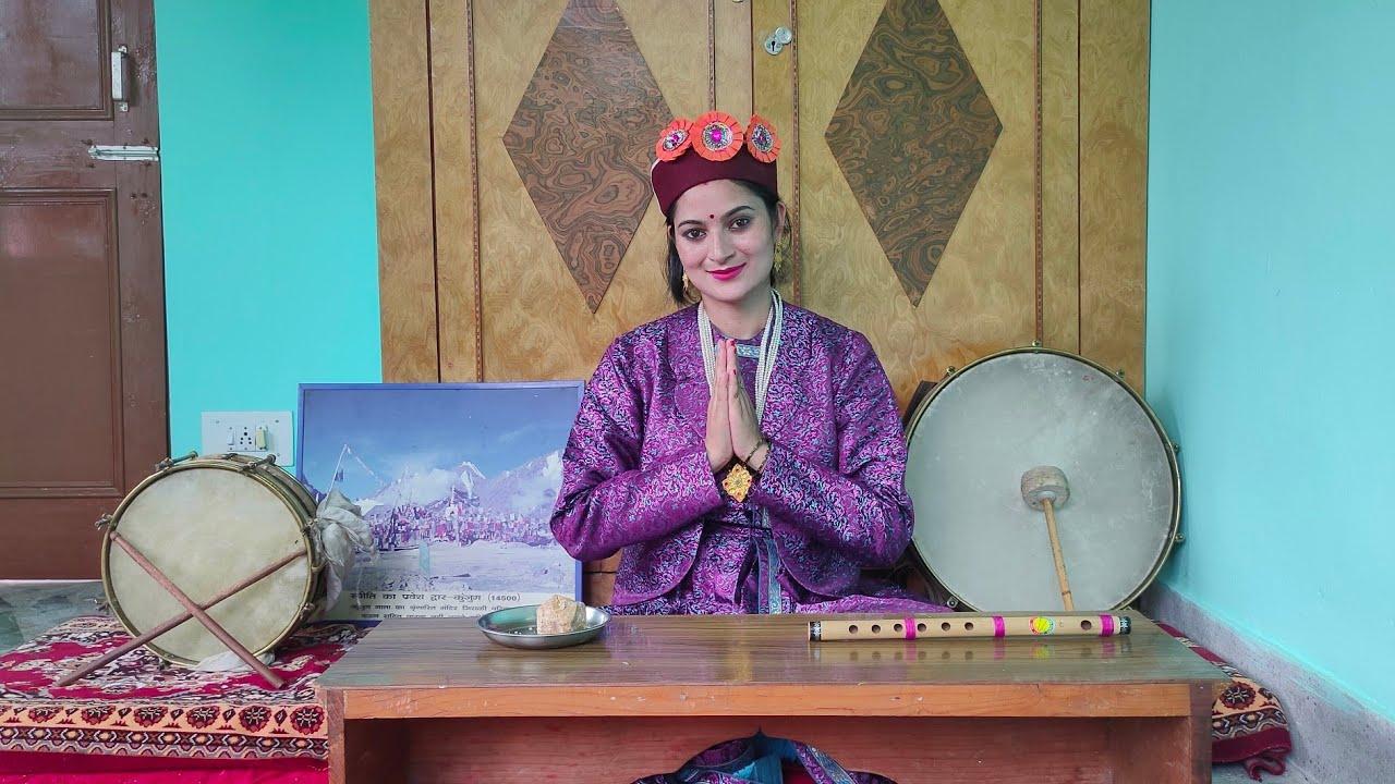 लाहुल के बारे में कुछ रोचक बातें | Lahuli Traditional Dress | The Mountain Girl