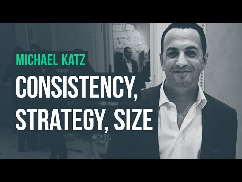 Day trader talks consistency, strategy, volume • Mike Katz