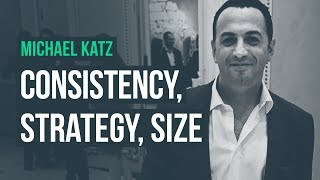 Day trader talks consistency, strategy, volume • Mike Katz