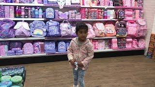 Ishfi's Daily Vlog 3 Smiggle Shop Visit with Mummy & Daddy