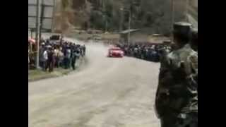 RALLY CAMINOS DEL INCA 2012 - PAMPAS TAYACAJA