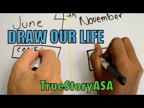 DRAW OUR LIFE!