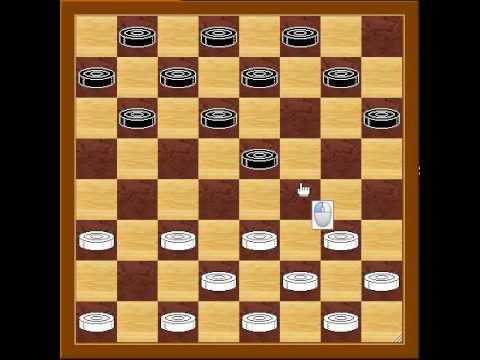 Как победить в Шашки у сильнейшего,чем вы соперника. Русские шашки. Шашки онлайн. Игра шашки. Играна