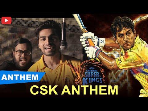 CSK Returns Anthem | #WhistlePodu | Joshua Aaron | (ft.bbb) | (Re-Upload)