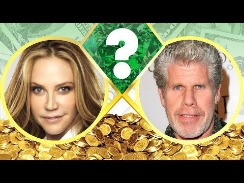 WHO'S RICHER?  Ally Walker or Ron Perlman?  Net Worth Revealed! 2017