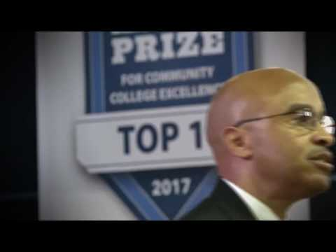 Odessa College - Aspen Prize Top 10 Community College Announcement