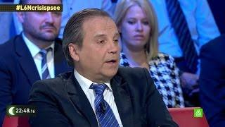"""Carmona: """"Pongo la mano en el fuego por Pedro Sánchez y Tomás Gómez"""""""