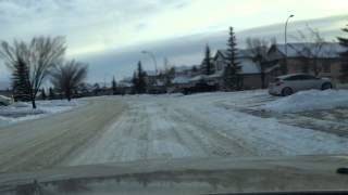 Video Driving around the neighbourhood in Calgary. download MP3, 3GP, MP4, WEBM, AVI, FLV April 2018