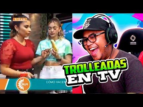 Cosas que pasan en Honduras 🇭🇳   Trolleadas en la TV 😂 🤣