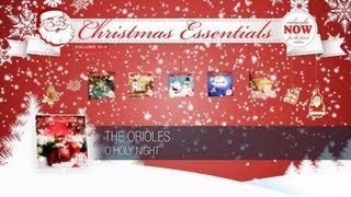 The Orioles - O Holy Night // Christmas Essentials