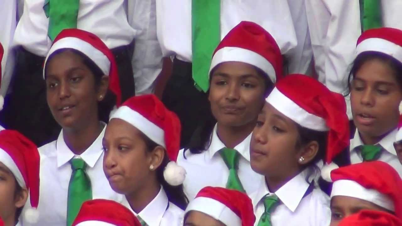 X MAS EVE AT ST. MICHAEL'S ACADEMY - YouTube