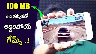 Top10 graphic games for android 2018    TeluguZone