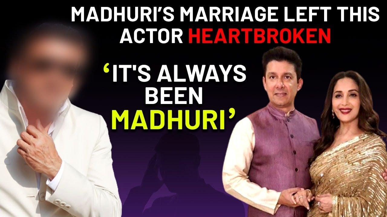 THIS Popular Actor Was Heartbroken When Madhuri Dixit Got Married