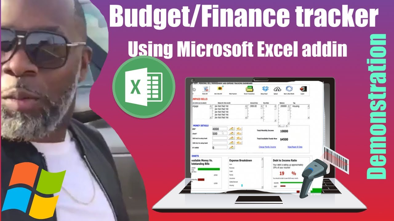 budget soft 2016 personal billexpense tracking for windows office 365