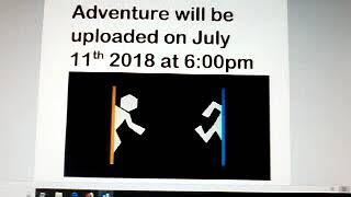 Special Announcement: Portal video