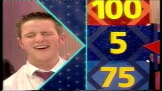 Price is Right 2000, the most expensive ever Showcase Showdown, Brucie and Dave