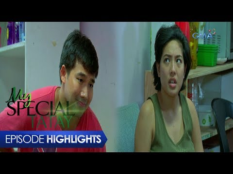 My Special Tatay: Aubrey's mood swings | Episode 144