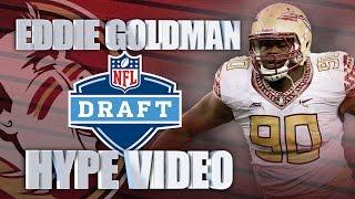 Florida State DT Eddie Goldman | NFL Draft Hype Video
