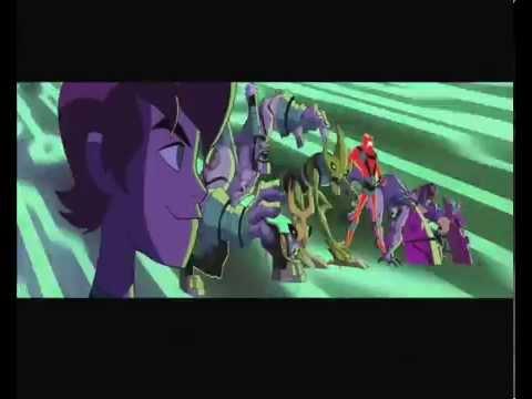 Ben 10 Omniverse: Galactic Monsters (opening & ending ...