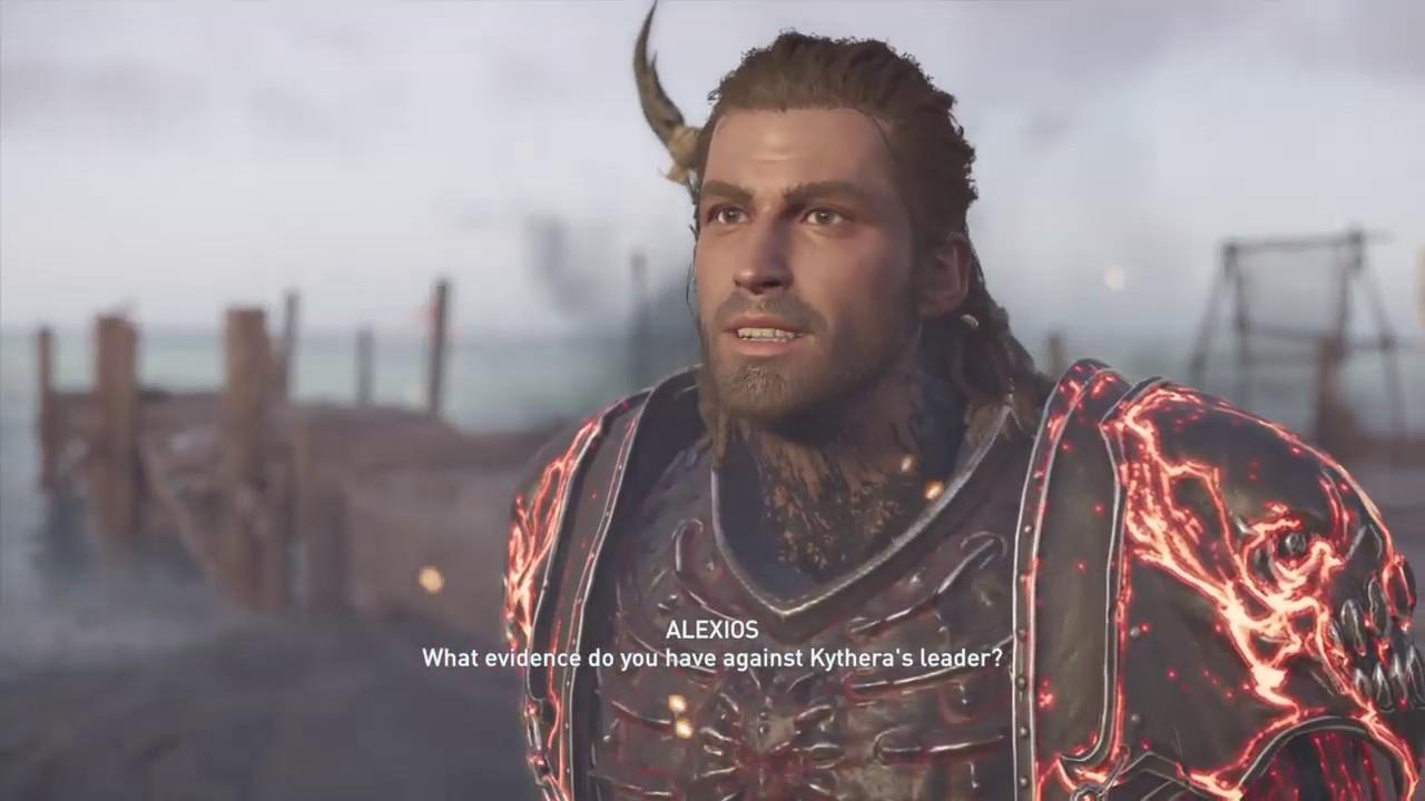 AC Odyssey Gameplay 164 Alexios 1080p - YouTube