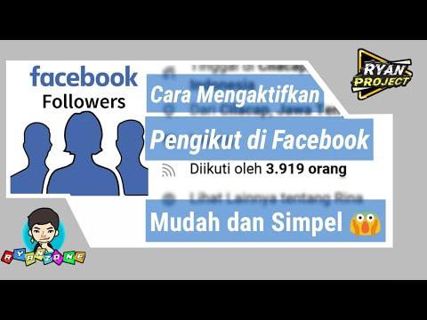 Cara menampilkan jumlah Pengikut di Profil Facebook video kali ini MAKIN VIRAL memberikan cara menam.