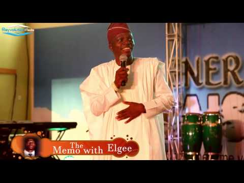 elGee - Master of Ceremonies/Compere