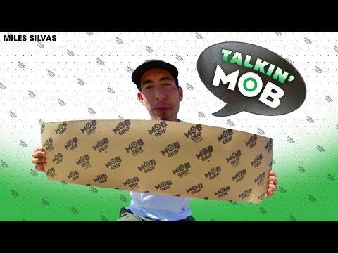 Miles Silvas: Talkin' MOB at Mather Park