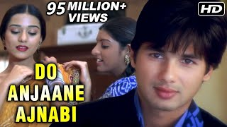 Do Anjaane Ajnabi- Shahid Kapoor & Amrita Rao - Vivah