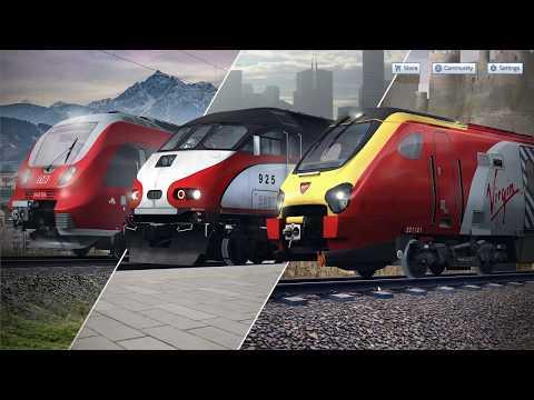 Train simulator 2016 gameplay part 1