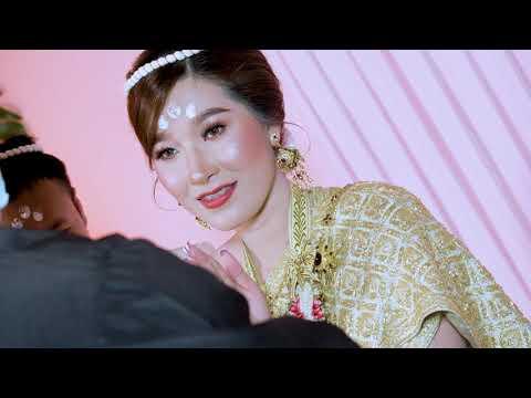 สายแนนหัวใจ-บุญผลา-บุญเก่า งานแต่งงานพี่เอ๋พี่ปลา [MV Wedding 2]