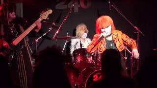 2015.2.28 スタジオ246 JUSO 大阪の聖飢魔IIカヴァーバンドSeiren(セイ...