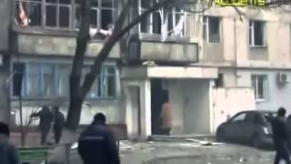 САМЫЕ СВЕЖИЕ НОВОСТИ  Мариуполь  Напряженная ситуация сразу после обстрела города, горит м н «Восточ