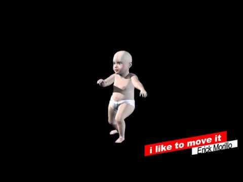 I like to move it - Erick Morillo