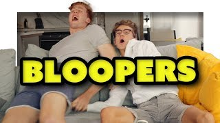 guess the youtuber ft joe sugg byron langley bloopers
