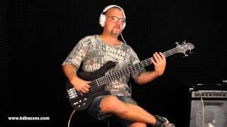 4 string bass phen chabby presented by aleks nushev