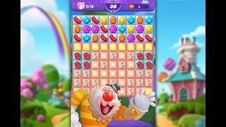 Candy Crush Friends Saga Level 743 (3 stars, No boosters)