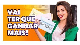 NATHALIA ARCURI- DESCUBRA se a sua VIDA CABE NO SEU DINHEIRO AGORA! Técnica dos envelopes USADA NA T